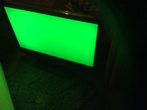 "Magnavox 36"" flatscreen tv just shows colors in Milton for Sale in Milton, FL"