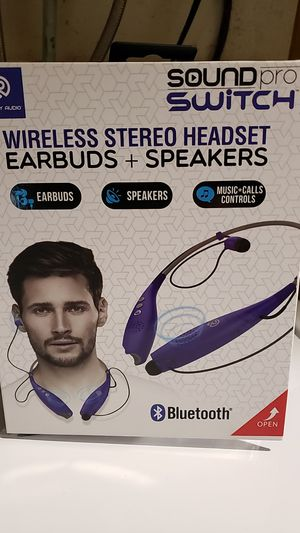 Wireless headphones/speaker. for Sale in Philadelphia, PA