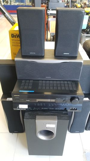 Onkyo stereo for Sale in Houston, TX