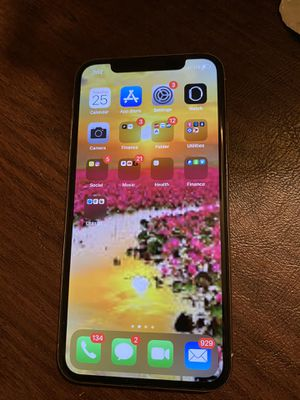 iPhone X for Sale in Bakersfield, CA
