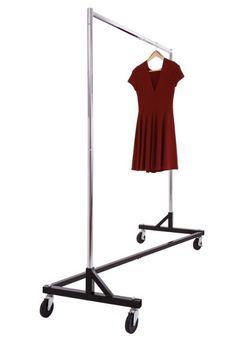 Metal Hanging Clothing Garment Rack On Wheels for Sale in Phoenix,  AZ