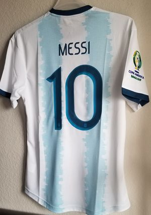 Adidas. Man 2019/20. Argentina home JERSEY authentic Messi 10 for Sale in Phoenix, AZ