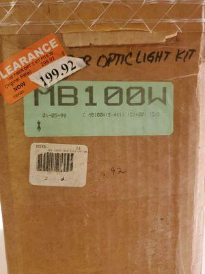 100 ft of fiber optic pool light. Make offer for Sale in Mokena, IL