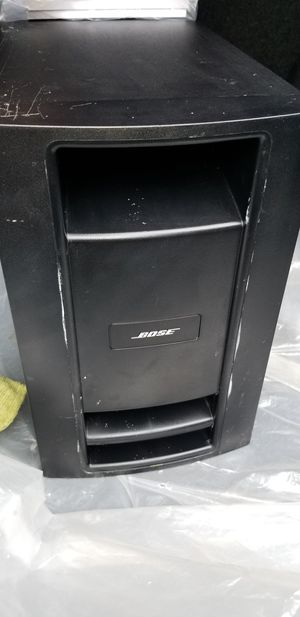 Bose Subwoofer model PS28 III Powered Speaker System for Sale in Renton, WA