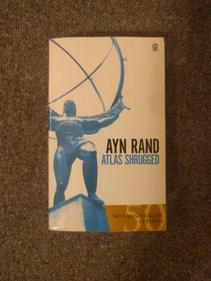 Atlas shrugged for Sale in Detroit, MI
