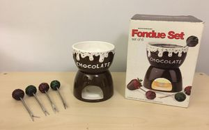 Boston Warehouse Fondue Set for Sale in Rowland Heights, CA