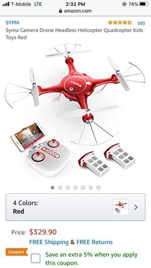 Camera Drone for Sale in Boston, MA