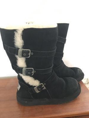 K Maddi Girls UGG Boots size 3- reduced for quick sale for Sale, used for sale  Tenafly, NJ