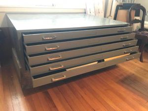 Flat file cabinet for Sale in Anderson, SC