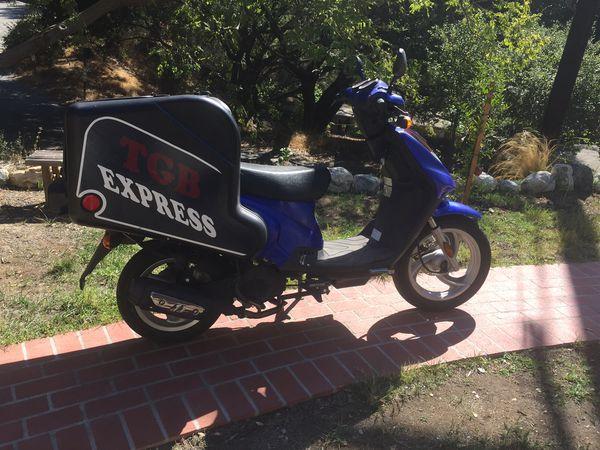 2017 Express 50cc Scooter