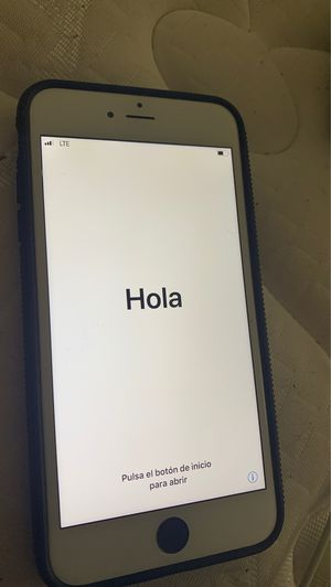 iPhone 6s plus 32gb for Sale in Houston, TX