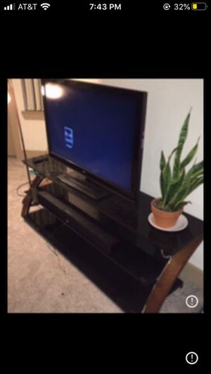 65 inch tv stand entertainment center for Sale in Austin, TX