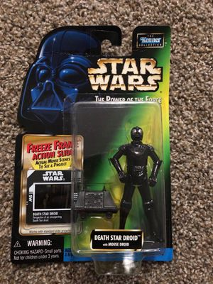 Death Star droid collectible action figure for Sale in Seattle, WA
