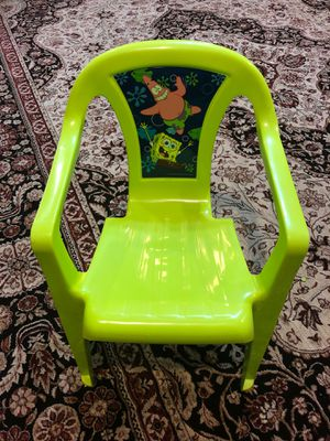 Spongebob Kids Chair for Sale in Piscataway, NJ
