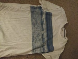 Old Navy White Tee. Size medium or large. for Sale in Sauk Village, IL
