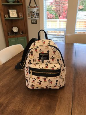 Disney Loungefly backpack for Sale in Bellevue, WA