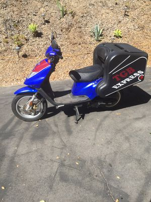 2017 Express 50cc Scooter for Sale in Glendale, CA