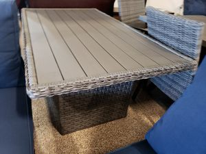New outdoor patio furniture table tax included delivery available for Sale in Hayward, CA