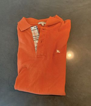 Burberry Men's Polo for Sale in Philadelphia, PA