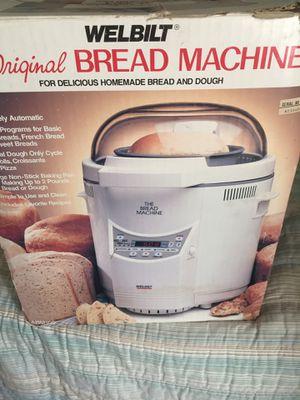 Bread maker brand new in used white for Sale in Lancaster, CA