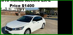ֆ14OO_2013 Honda Accord for Sale in Glendale, CA