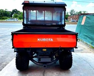 Excellent drive Price$1000 2O16 Kubota RTV900 🕑 for Sale in Sherman, CT