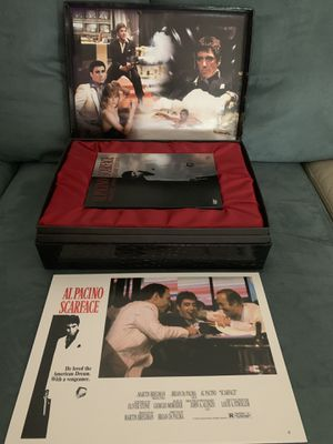 Scarface Deluxe Set (DVD, for Sale in York, PA