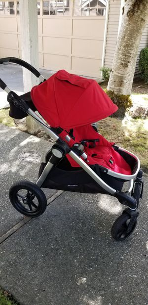 City Select Stroller plus Extras! Parent Storage Accessory & Car Seat Adapter for Sale in Issaquah, WA
