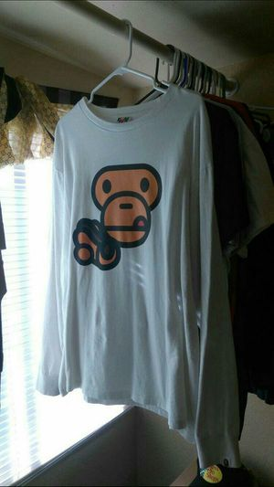 Bape baby Milo tee Size Large for Sale in Parkdale, OH