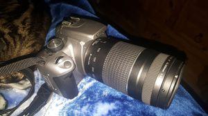 Canon EOS Digital Rebel XT Camera for Sale in Wichita, KS