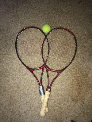 Tennis Racket Set for Sale in Clovis, CA