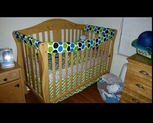 Crib bedding for Sale in Rockville, MD