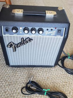 Fender Frontman 10g Guitar Amp for Sale in Frisco,  TX