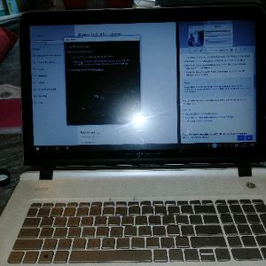 Hp pavillon notebook touch screen for Sale in Columbus, OH