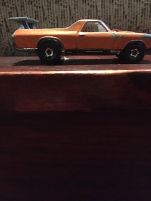 68 El Camino Orange Hot Wheels for Sale in Pomona, CA