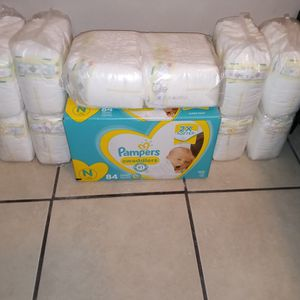 Pamper Brand Newborn BrandNew for Sale in Compton, CA