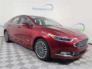 2018 Ford Fusion Hybrid for Sale in Pinellas Park, FL