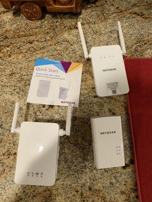 Netgear WiFi extenders for Sale in Arlington, TX