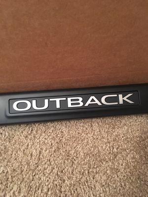 New OEM 2015-2019 Subaru Outback Door Molding for Sale in Midlothian, VA