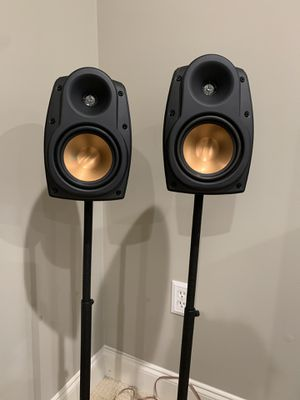 Klipsch surround sound speakers for sale! for Sale in Arlington, VA