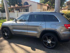 2012 Jeep Grand Cherokee Overland for Sale in San Juan Capistrano, CA
