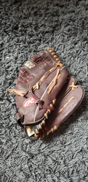 Rawlings adult softball glove for Sale in Washington, DC