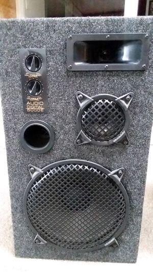Dj speakers for Sale in Santa Maria, CA