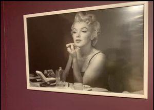 Marilyn Monroe framed poster for Sale in New York, NY