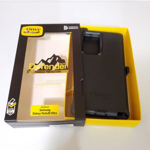 Samsung Galaxy Note 20 Ultra Otterbox Defender Series Case with belt clip holster for Sale in Santa Clarita, CA
