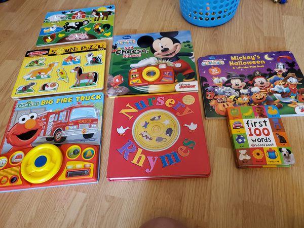 Puzzles & books