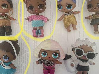 4 Lol Dolls for Sale in Miami,  FL