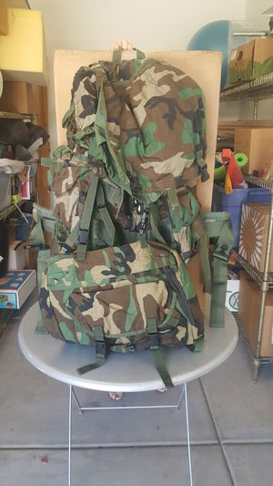 Extra large hiking backpack with frame for Sale in Phoenix, AZ