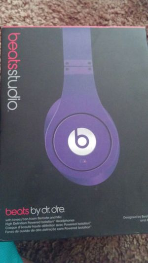 Beats br dr dre for Sale in Fresno, CA