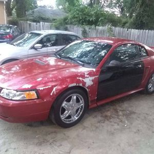 Mustang 99 manual obo for Sale in Philadelphia, PA